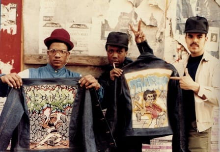 Photo by Jamel Shabazz