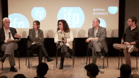 Strategies for stregthening your relationship with investors: Film Week 2013 Highlights