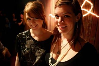 Roxy Hunt & Shannon Walker
